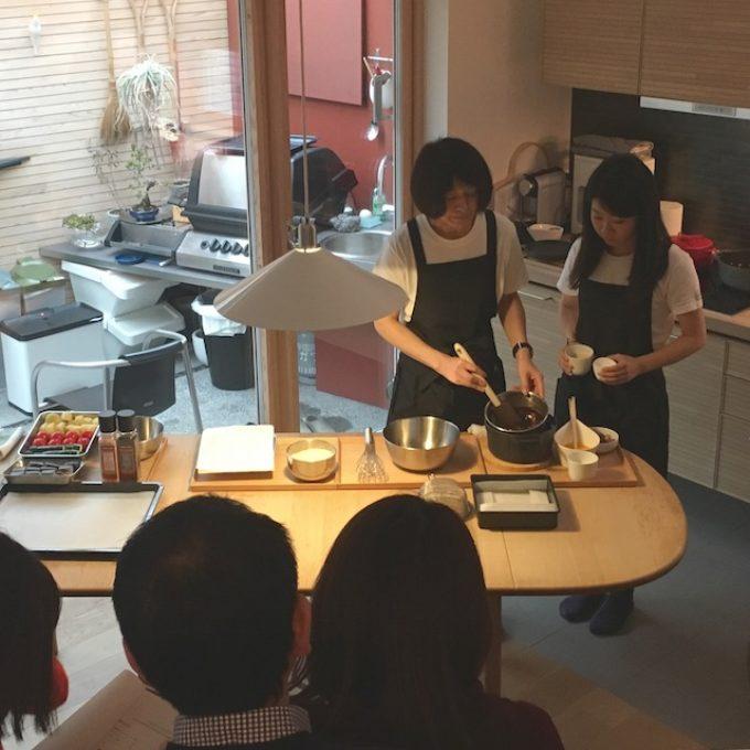 時短家事のためのオーブン教室(こころモデルハウス)