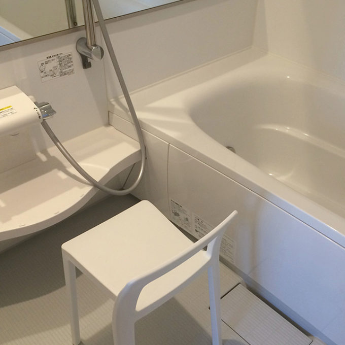 美容と健康、時短家事に効果的な住宅設備、ユニットバスをスチームバスとして使う。