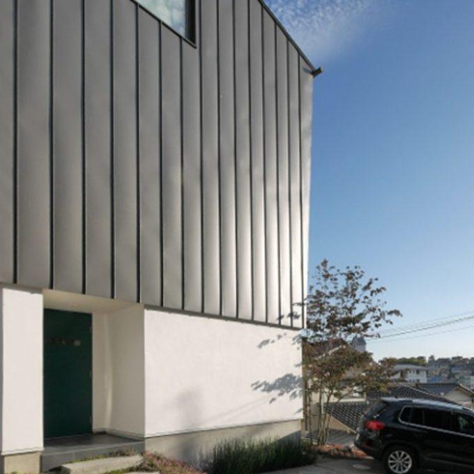 3階建て 高断熱住宅実例レポート(広島県安芸郡府中町S邸)