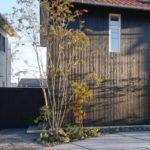 漆喰壁から焼杉外壁へ Y邸完成見学会(東広島市)