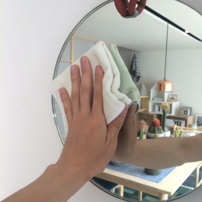 【時短家事】マイクロファイバークロス(スウェーデン)