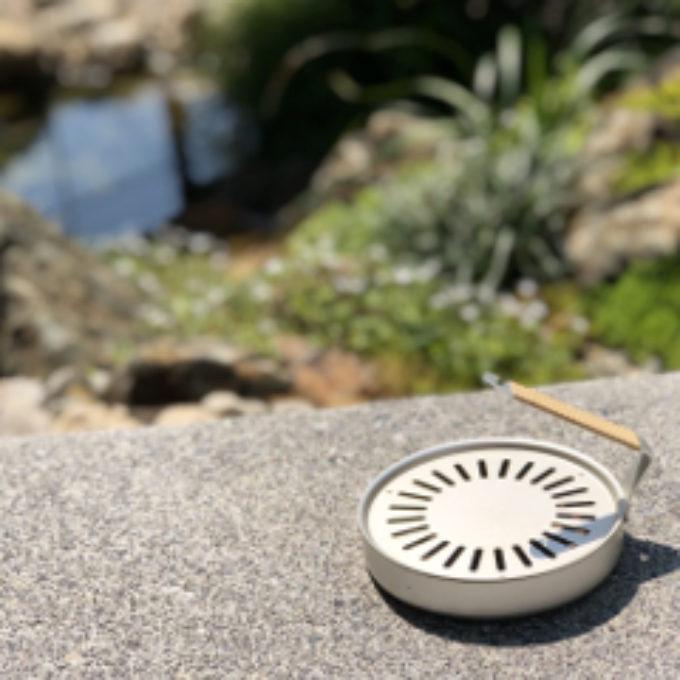 AITOLIV BLOG|夏だけじゃない!一年中大活躍な小泉誠デザインの「香遣」