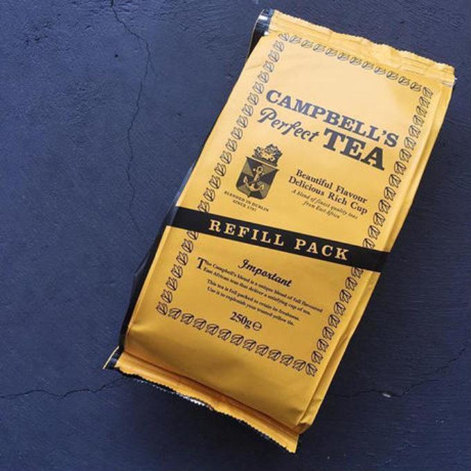キャンベルズティー 紙袋250gアイルランド