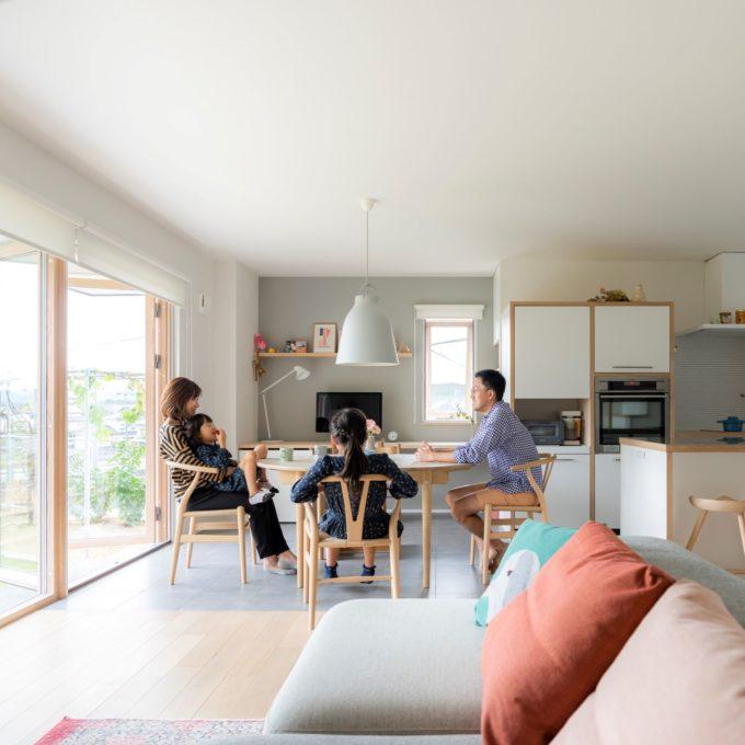 「受付終了」完成見学会【東広島市・広島市佐伯区】 |家にいて楽しい、ゆとり時間のある住まい