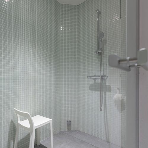 掃除いらずの浴室