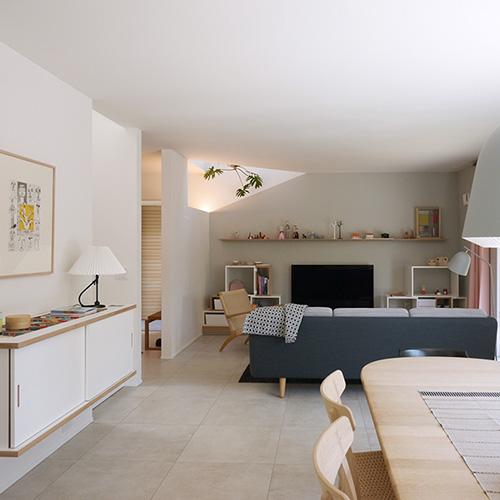 掃除効率の良い家具計画