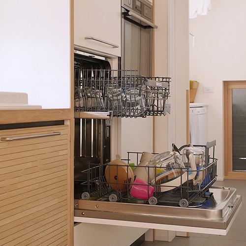 食器洗いから解放